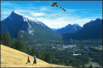 Flying_Kite_Norquay