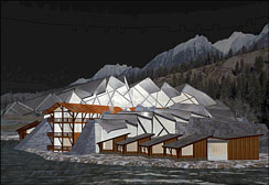 National_Mountain_Centre