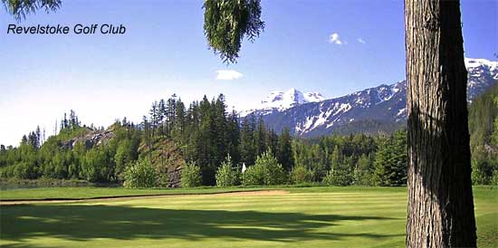 Revelstoke_Golf