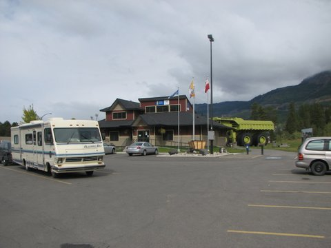 Sparwood Visitor Info Centre