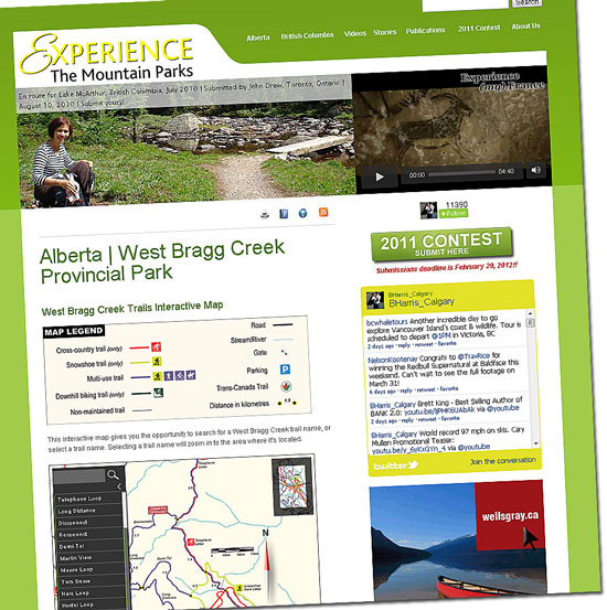 West_Bragg_Creek_Screenshot