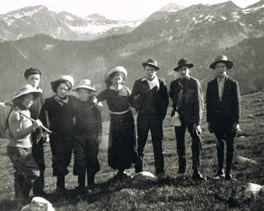 Photo Courtesy of Revelstoke Museum and Archives
