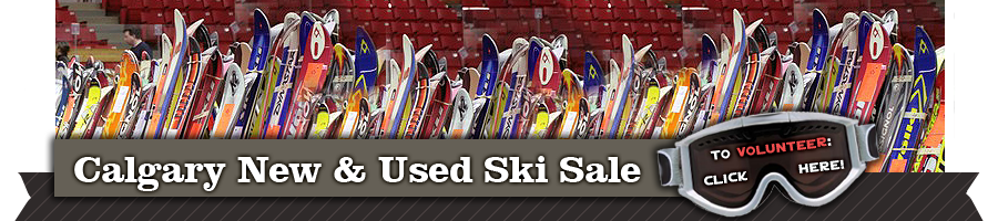 Calgary New and Used Ski Sale