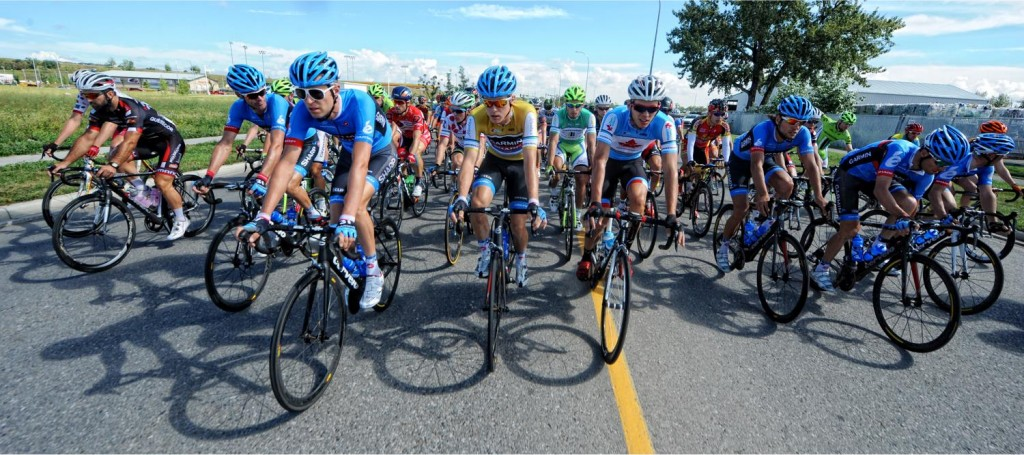 Stage 5 of the 2013 Tour of Alberta