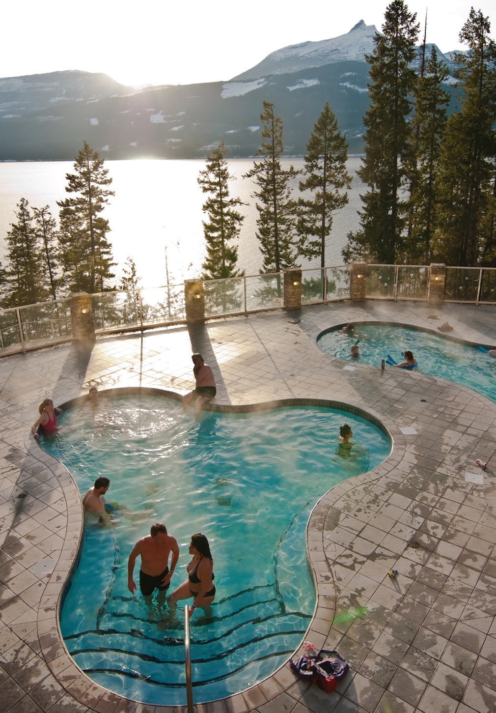 Soak Up Healing Waters On A Hot Springs Tour