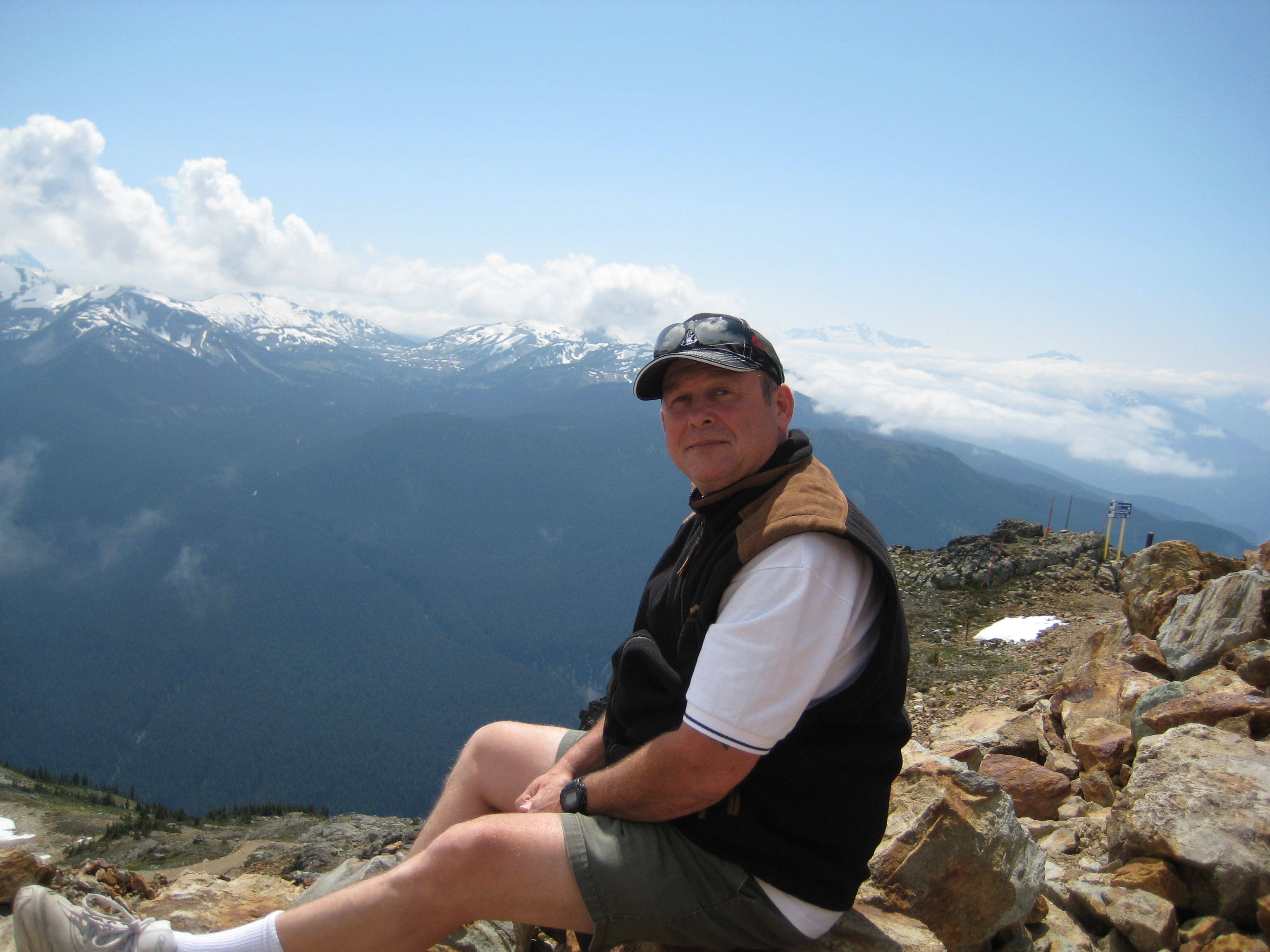 whistler day hike