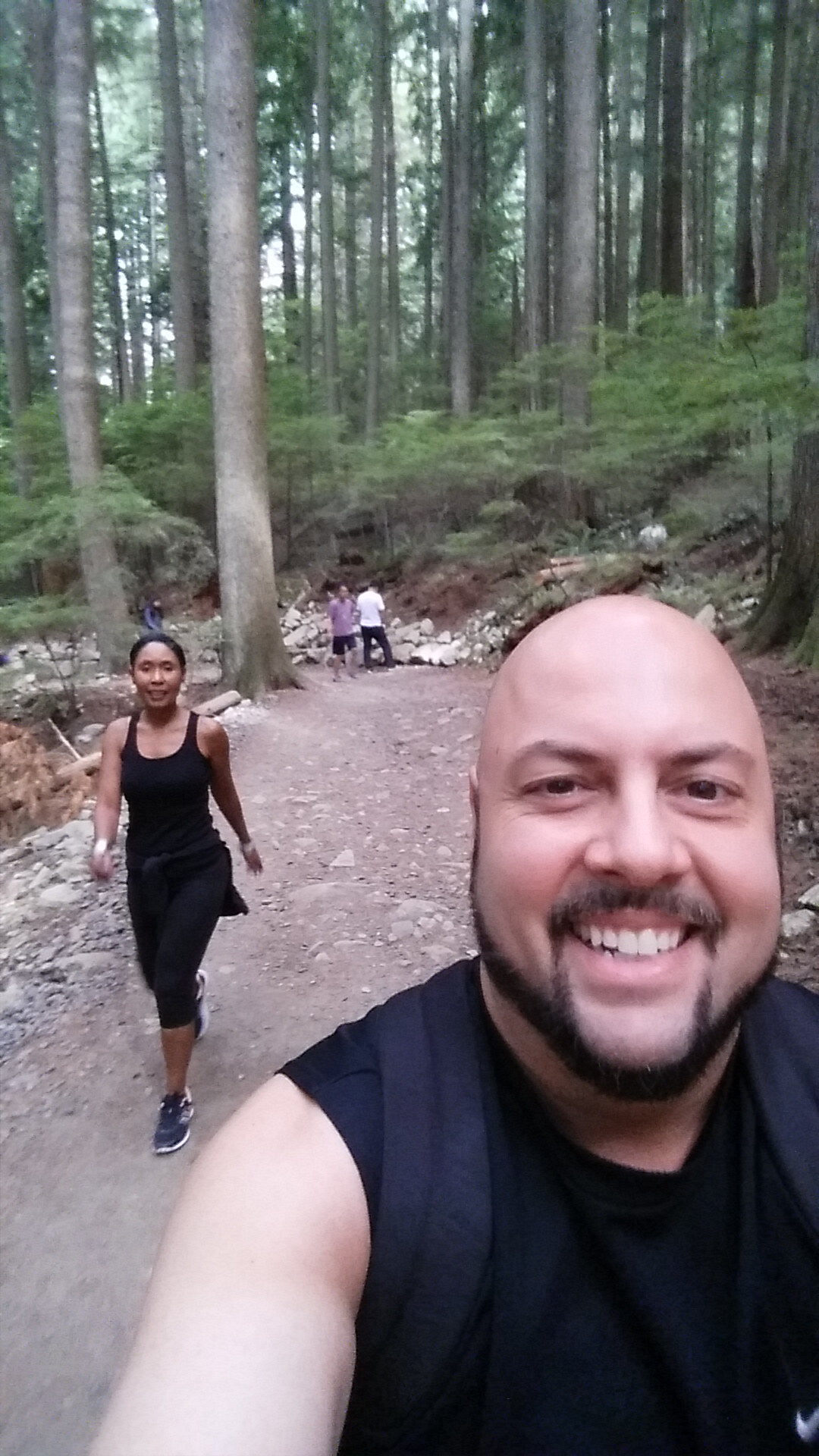 love on the grouse grind