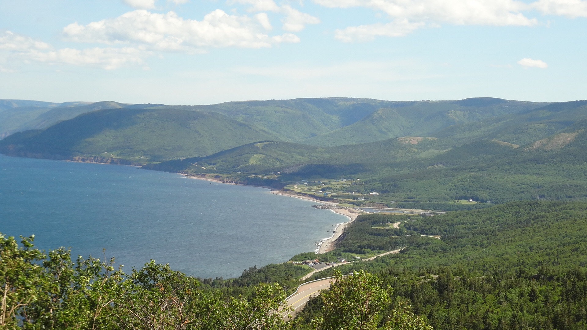 cape breton a national park