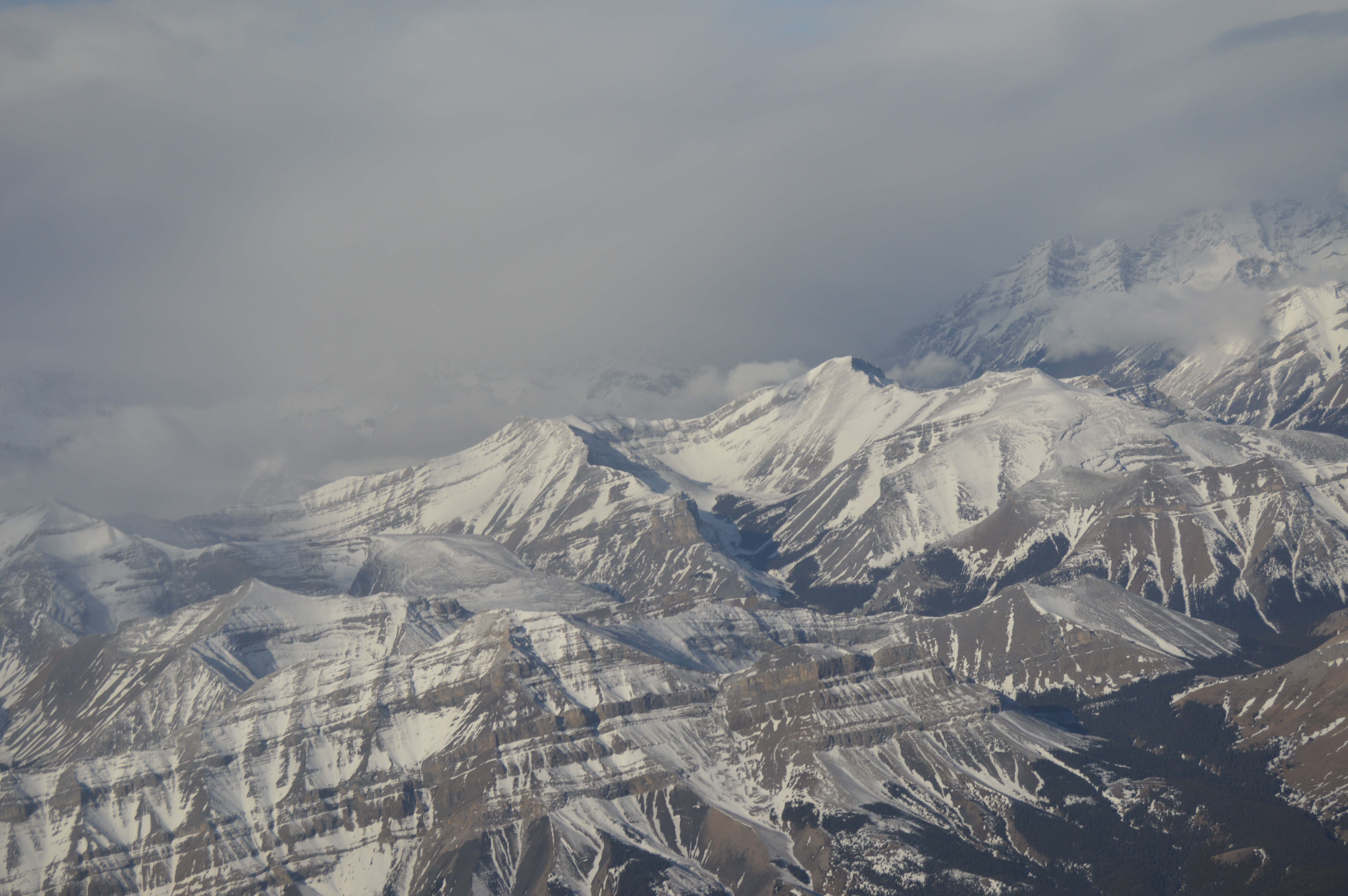 bird s view of the mountains 2