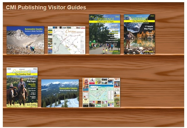 Digital publishing visitor guides 2016