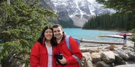 experiencing the best of moraine lake